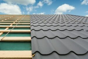 new metal roof install service